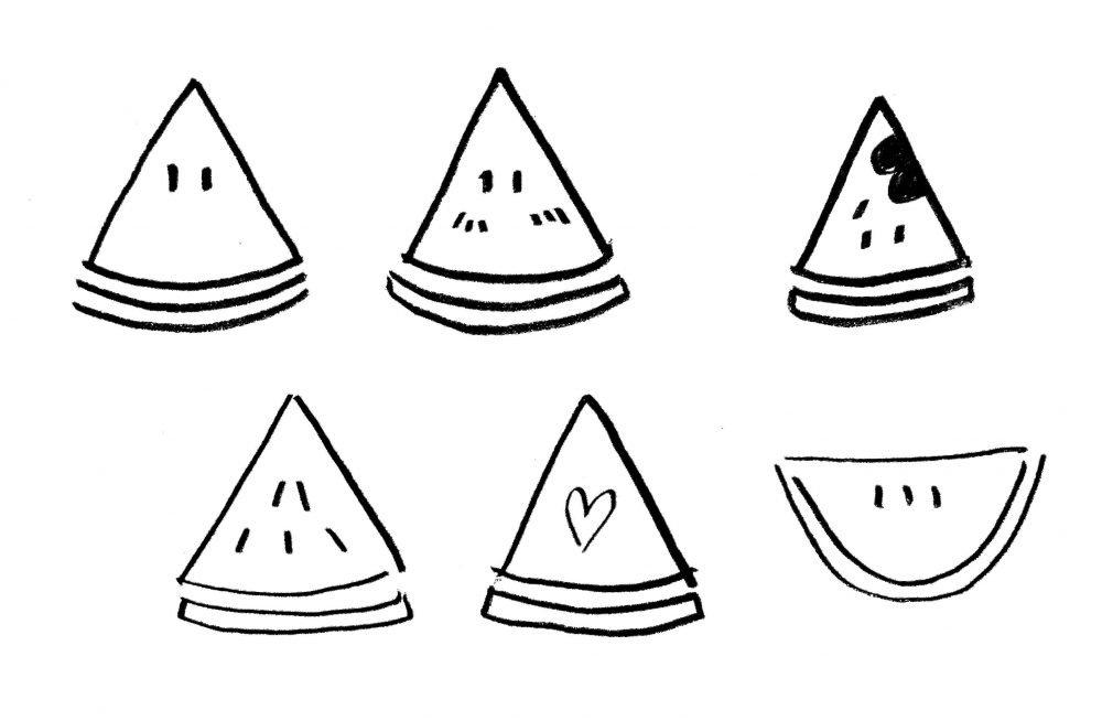 bocetos de logotipo