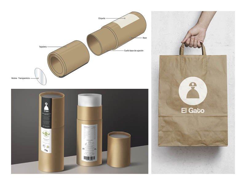 portfolio branding diseño gráfico