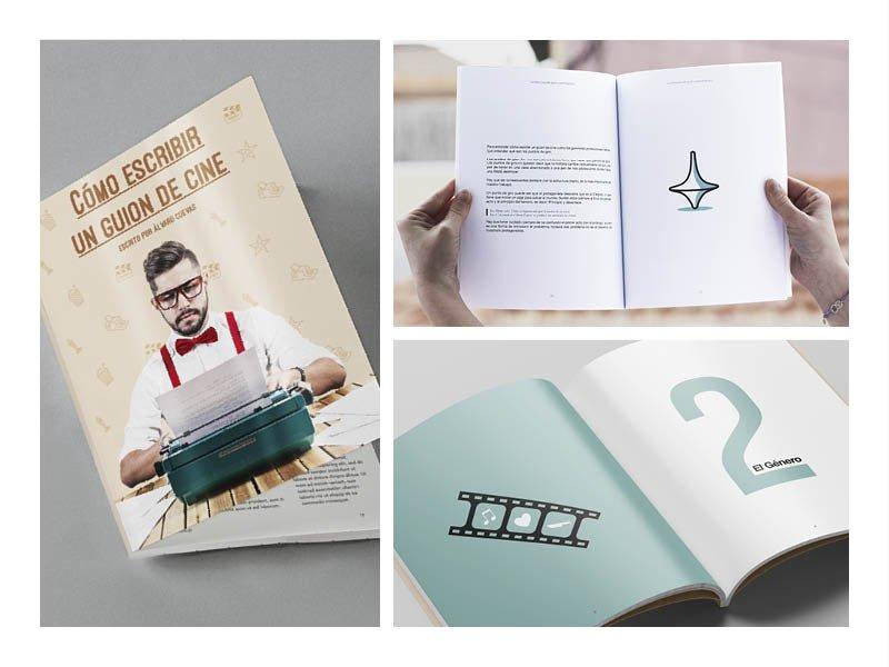 portfolio de diseño editorial